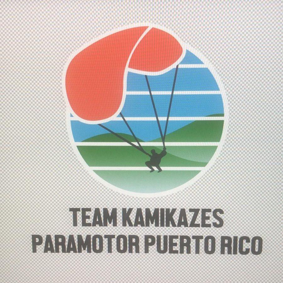 Team Kamikazes Paramotor Puerto Rico